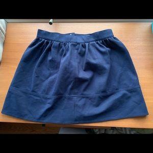 Madewell Mini pointe Swivel Skirt size 2